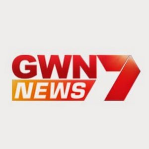 GWN News Channel 7 logo, red and orange text