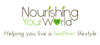 Nourishing Your World logo, helping you live a healthier lifestyle